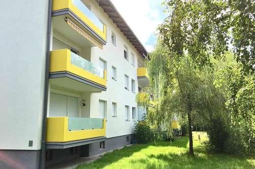 Ruhige 2 Zimmer Mietwohnung mit Loggia in Bergheim!