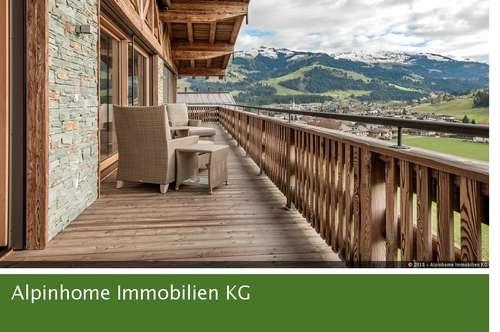 Edles Penthouse am Sonnhang in Kirchberg mit fantastischem Bergpanorama