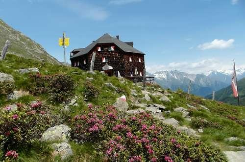 Ihre eigene Schutzhütte im Nationalpark Hohe Tauern