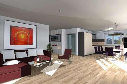 Luxuriöse und großzügige 4-Zimmer-Terrassenwohnung am Heuberg