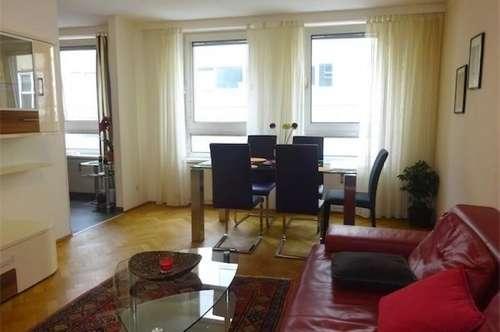 Toplage: Terrassenhit mit 3 Zimmern + Küche, 73 m2 + 27 m2 Terrasse, möbliert - sofort beziehbar, Nähe U6-Burggasse, Linie 5, Mariahilferstraße!
