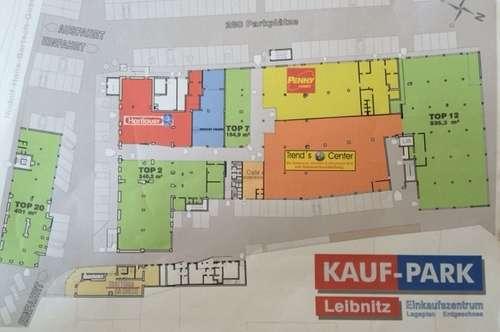 Geschäftslokal/Büro im Kauf-Park Leibnitz zu vermieten