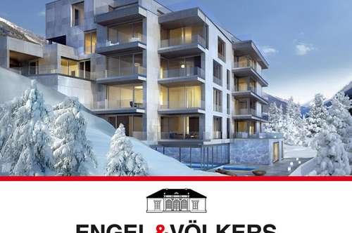 Investment-Wohnung im Skigebiet Ischgl / Kappl