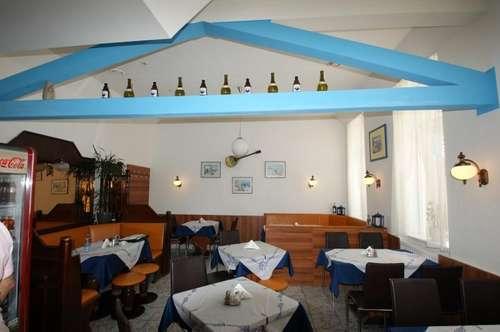 Restaurant mit Schanigärten