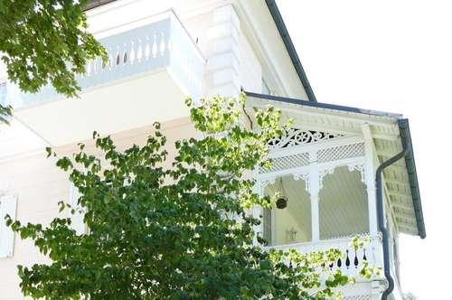 Entspannter Luxus - Eigentumswohnung in klassischer Pörtschacher Jugendstilvilla
