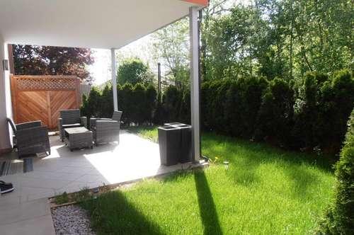 Ruhige, schöne 4 Zi. Wohnung in Altenberg, 100 m² WNFL + 30 m² Garten inkl.Terrasse, Küche möbl.und 2 Stellplätze