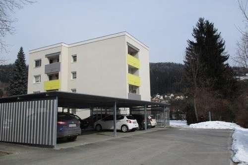 Leistbare, familienfreundliche, sonnige 3-Raum-Wohnung in der ruhigen Wohnsiedlung Trofaiach Nord