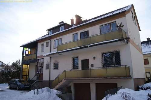 Zinshaus mit Baugrund in Klagenfurt