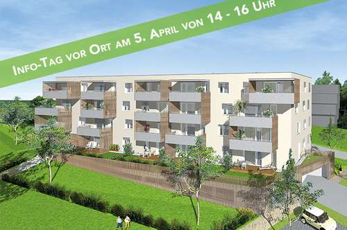 PROVISIONSFREI - Weiz - ÖWG Wohnbau - Miete mit Kaufoption - 2 Zimmer