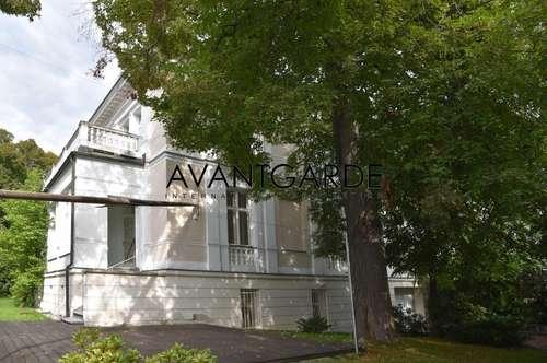 Klassische charmante Familienvilla