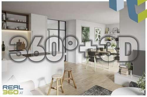 PROVISIONSFREI - SOLARIS am Tabor! Förderbare Neubau-Eigentumswohnungen im Stadtkern von Steyr zu verkaufen!! Top 5