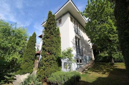 Kleines Einfamilienhaus mit Wienblick