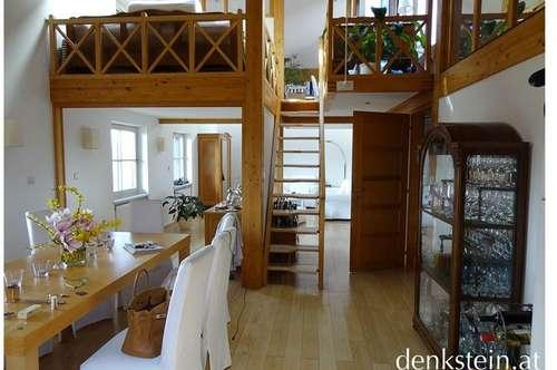Großzügige 3 Zimmer Dachgeschosswohnung in Nonntal, Salzburg Stadt
