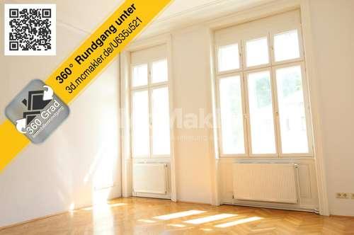 Sonnige Wohnung in wunderschönem Altbau!