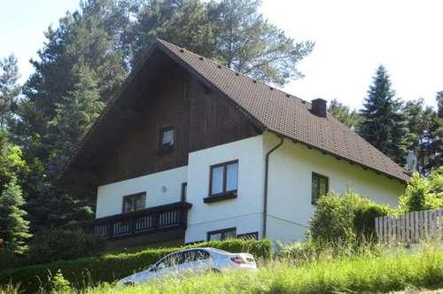 Einfamilienhaus in Pilgersdorf/Steinbach