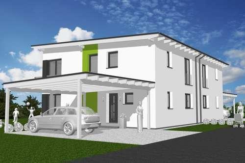 Neue Eigenheime in Altenberg