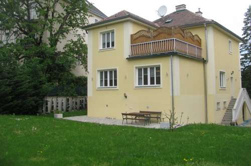 Villa in Döblinger Ruhelage