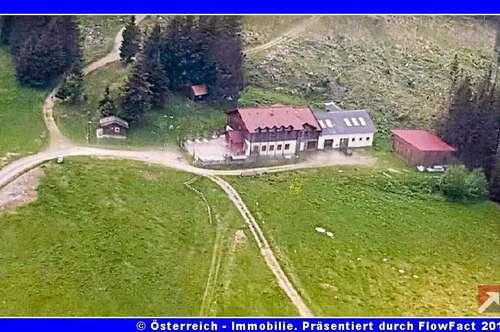 Großer Familien-u. Urlaubssitz - 1 Stunde Wien - Seehöhe 1.400 m - 1820
