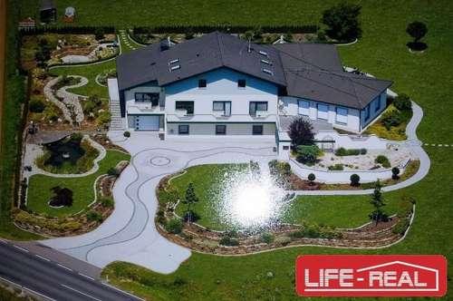 Arbeiten und Wohnen unter einem Dach, Wohntraum mit 2 Wohneinheiten und einem Büro