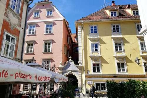 City: schöne 2-Zimmer-Wohnung plus Küche