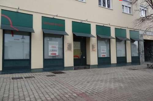 7000 Eisenstadt interessantes 150 m2 Geschäftslokal teilbar, auch als Praxis oder Büro zu mieten !