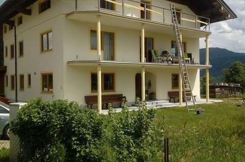 Tolle Wohnung im Bauernhaus in einzigartiger Alleinlage als Zweitwohnsitz - Nähe Breitenbach/Kundl