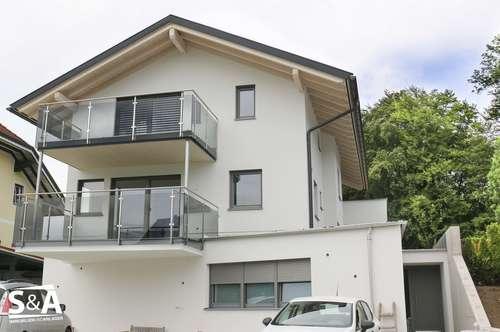 Ruhige 3-Zi-Maisonetten-Whg. im Grünen, 88 m2 mit Terrasse & Balkon in Fischtaging