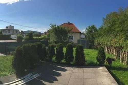 4-Zimmer-Wohnung, Terrasse und Garten - provisionsfrei für den Mieter