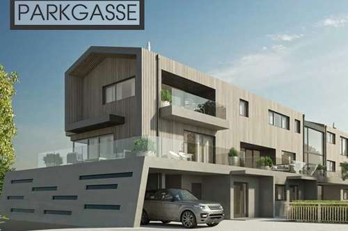 """100,78m² Eigentumswohnung über 2 Etagen - Wohnprojekt """" Parkgasse """" Schladming Zentrum"""