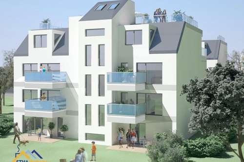 Gartenwohnung 111m²