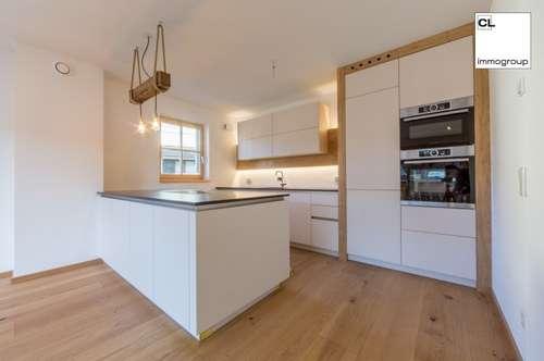 Fuschl am See: 3-Zimmer Neubauwohnung mit Designerküche und grandiosem Panoramablick
