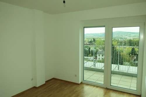 Moderne Dachgeschosswohnung in Korneuburg! Erstbezug!