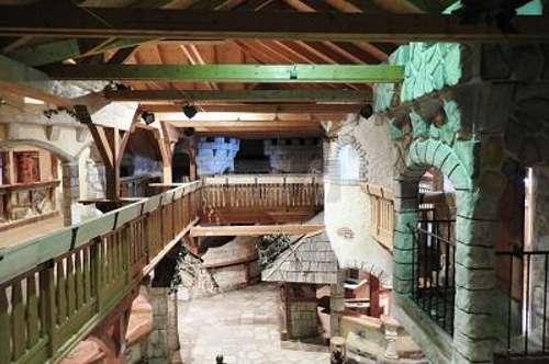 GROßE LIEGENSCHAFT IN ERHOLUNGS & TOURISMUSREGION