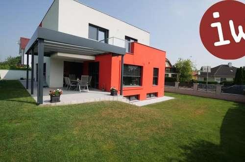 Top-modernes Einfamilienhaus für gehobene Ansprüche