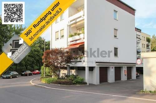 Ruhig und gut angebunden! Gemütliche 4-Zimmer-Eigentumswohnung in Linz-Ebelsberg!
