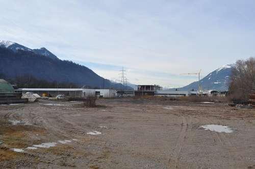 Gewerbegrundstück für Produktion- und/oder Lagerflächen auf Baurechtsbasis