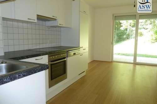 Elegante 3-Zimmer Wohnung mit schöner, großzügiger Terrasse und Blick ins Grüne
