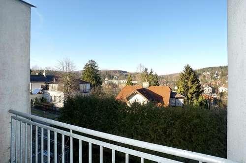Garten-Maisonette mit Wintergarten in Zentrumsnähe