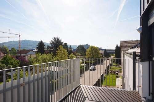 ERSTBEZUG! 2 Zimmerwohnung mit Balkon in Linz!
