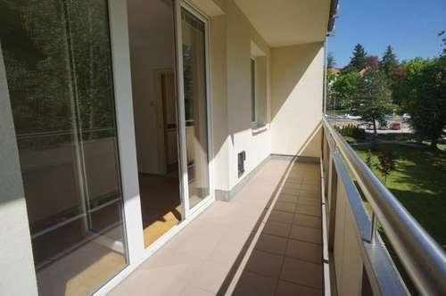 1-Zimmer-Loggia-Wohnung in der Marchetstraße