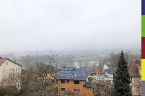 Schöne Eigentumswohnung in Wilhering mit Blick auf die Donau