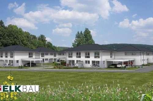 Moderne Doppelhaushälfte von ELK BAU zum SOMMERaktionspreis! TOP 7