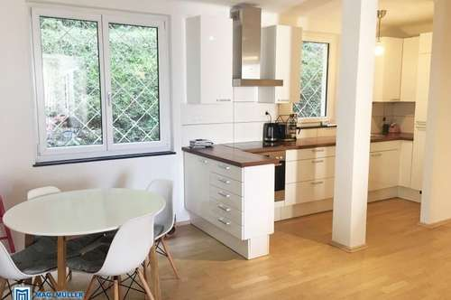 2-Zimmer-Altbauwohnung mit CHARME   55 m2 am Fuße des Mönchsbergs mit eigenem Garten/Terrasse   Mülln