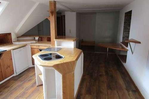 City-Dachgeschoss-Loft mit Lift