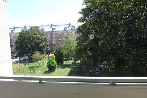 3 Zimmerwohnung mit Balkon in Bahnhofsnähe