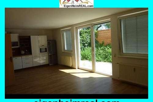 Frisch renovierte 2 Zimmer-Terassenwohnung in Welzenegg mit kleinem Garten