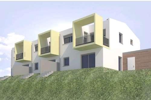 Projektierte Reihenhäuser -- Ruhiges Wohnen mit Weitblick Top1