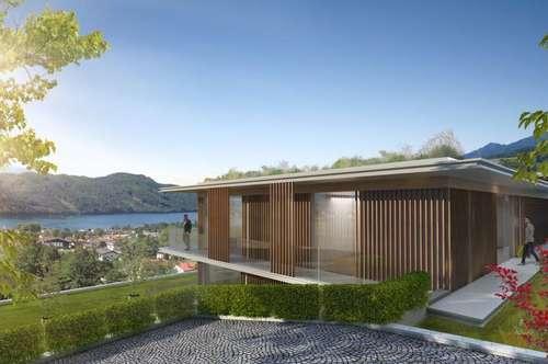 Penthouse in exklusiver Wohnanlage mit atemberaubenden Seeblick