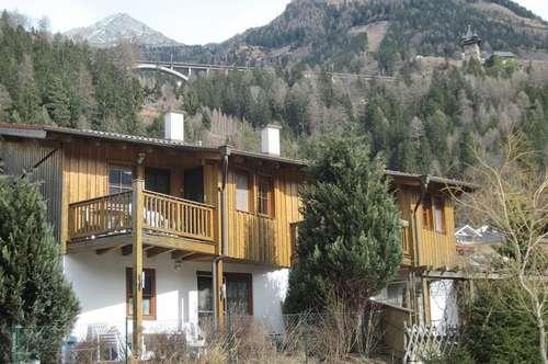Doppelhaushälfte im Mölltal