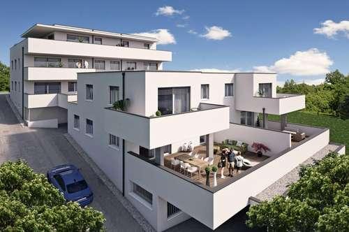 -Verkauft - noch eine Eigentumswohnungen frei - im Zentrum von St. Florian